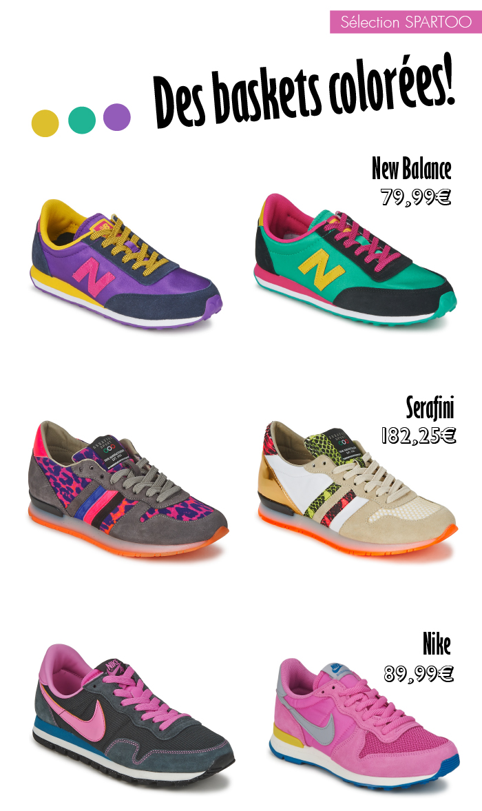 baskets-colorees-nike-newbalance-serafini