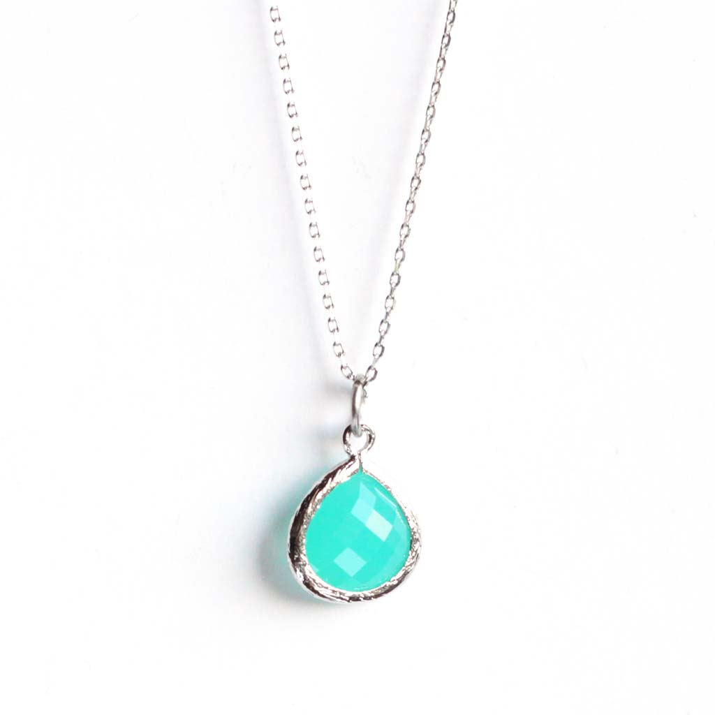 COLLIER-TURQUOISE-GRAND