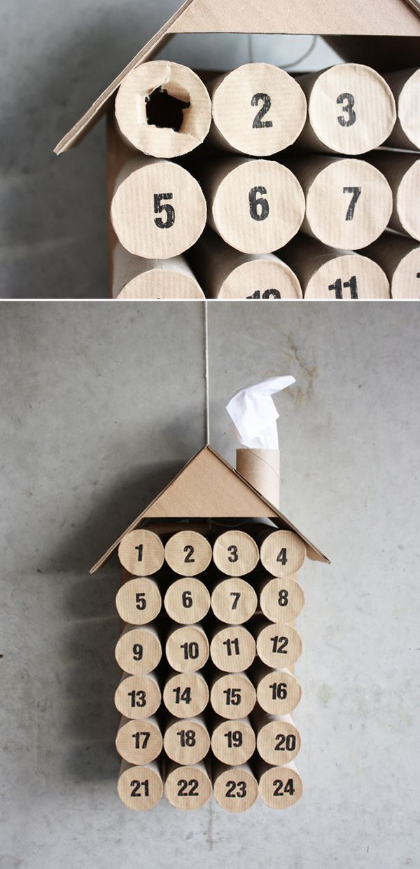 CALENDRIER AVENT DIY 12