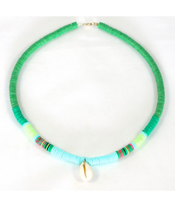 Collier Playa GREEN