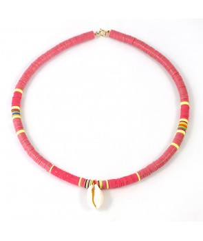 Collier Playa TERRACOTA
