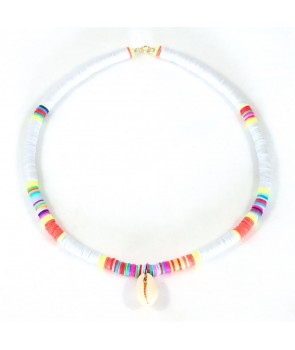 Collier Playa WHITE